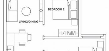 urban-treasures-floor-plan-2-bedroom-compact-2b-singapore